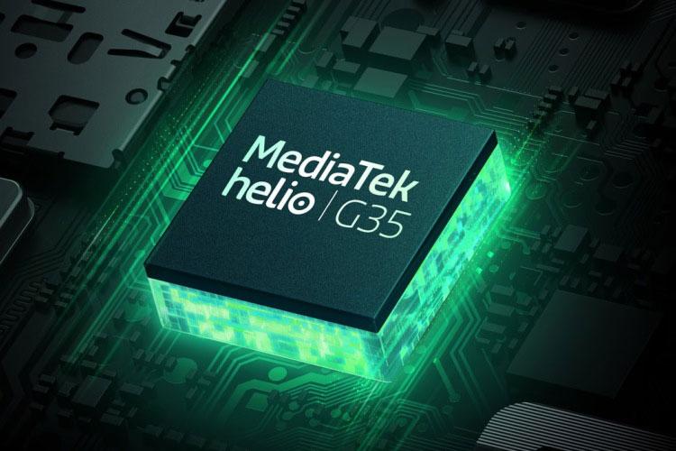 مدیاتک Helio G35