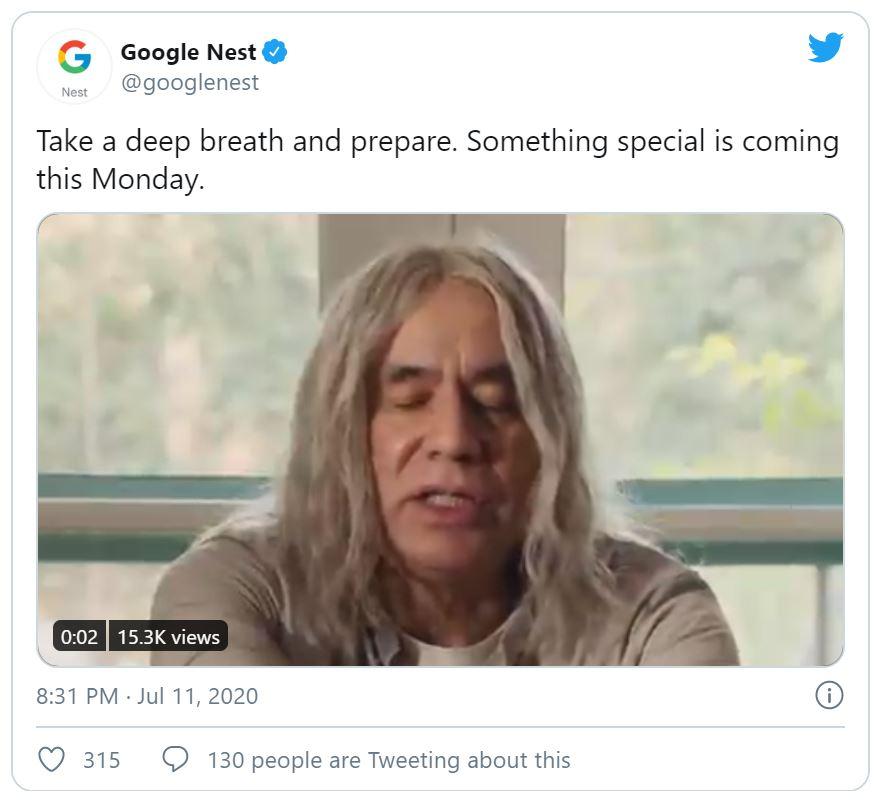 بلندگوی هوشمند گوگل