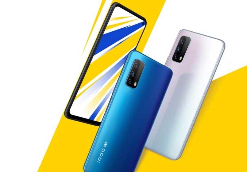 گوشی iQOO Z1x 5G با نمایشگر 120Hz و Snapdragon 765G به قیمت ۲۲۸ دلار رسما معرفی شد