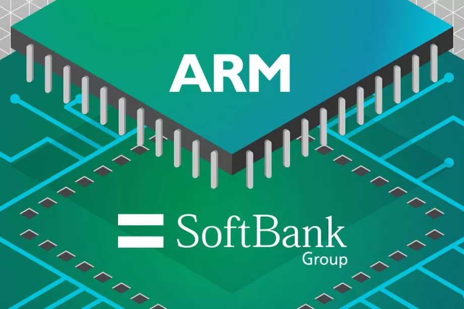 خرید ARM توسط Nvidia