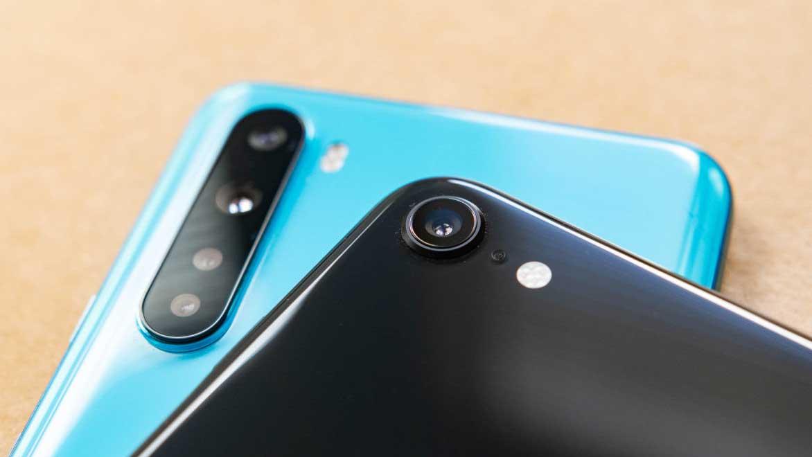 مقایسه دوربین وان پلاس نورد با iPhone SE