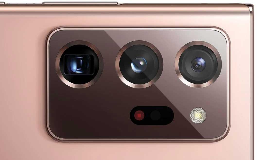 آپدیت گلکسی نوت ۲۰ اولترا برای بهبود کیفیت دوربین این دستگاه ارایه شد