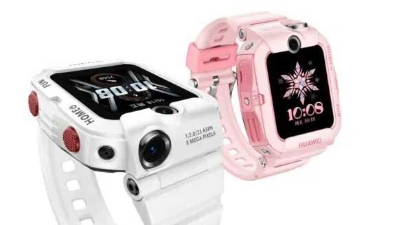 ساعت هواوی Watch 4X با ۲ دوربین رسما معرفی شد
