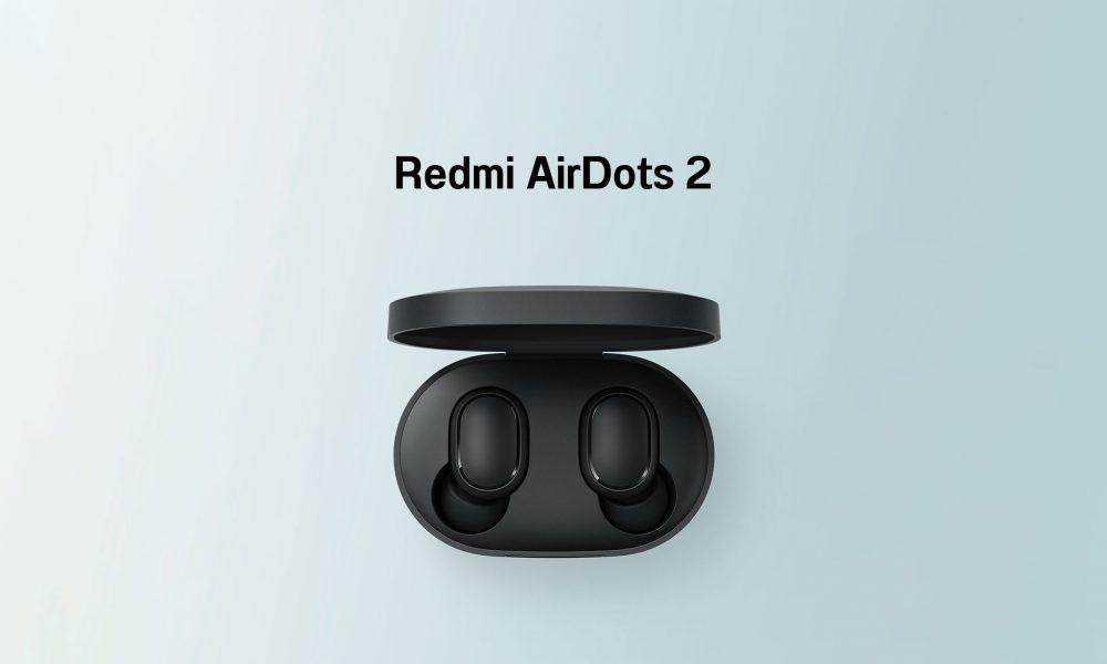 هندزفری ردمی Airdots 2 با بلوتوث ۵ به قیمت ۱۱ دلار رسما معرفی شد