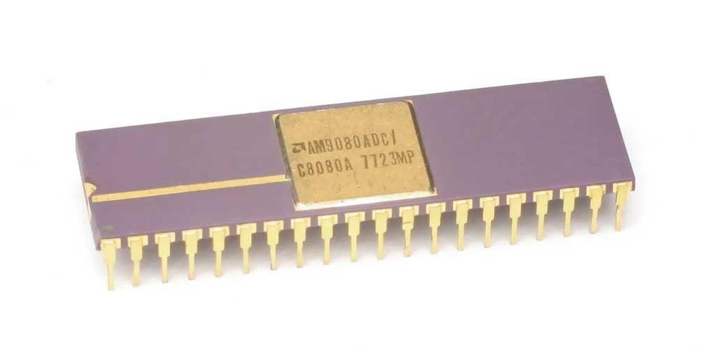 نخستین ریزپردازنده بازطراحیشده AMD با نام Am9080