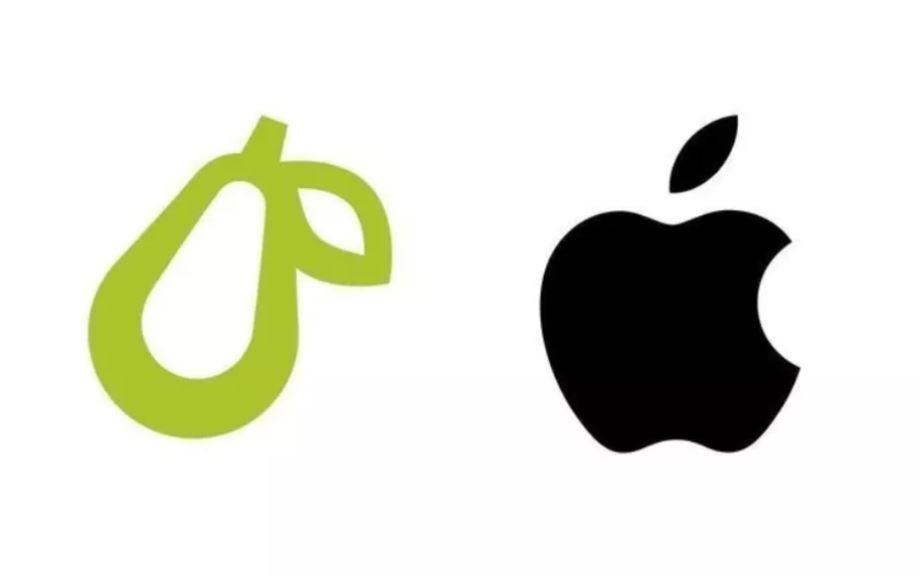 اپل از یک شرکت مواد غذایی می خواهد لوگو گلابی استفاده نکند