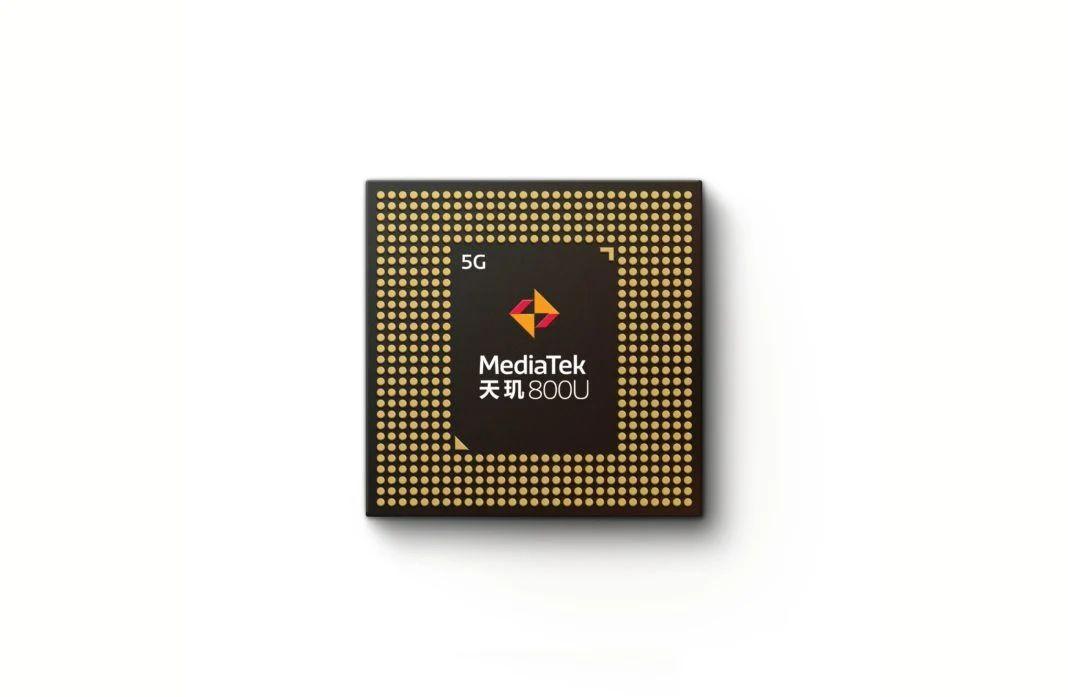 مدیاتک Dimensity 800U رسما معرفی شد، تراشه 5G ارزان جدید تایوانی ها