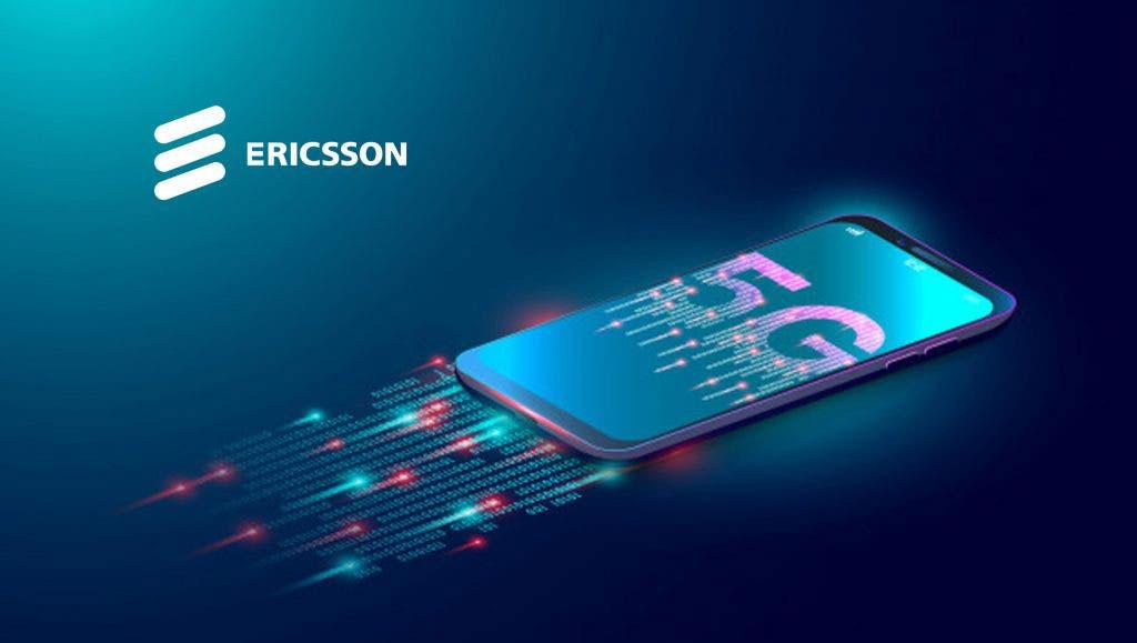 شبکه 5G اریکسون