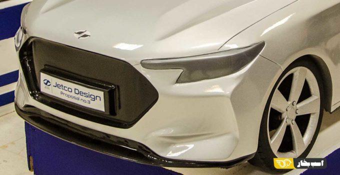 سمند جدید ایران خودرو
