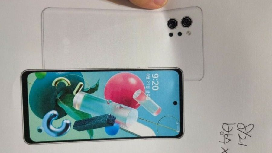 ال جی Q92 5G با Snapdragon 765G لو رفت