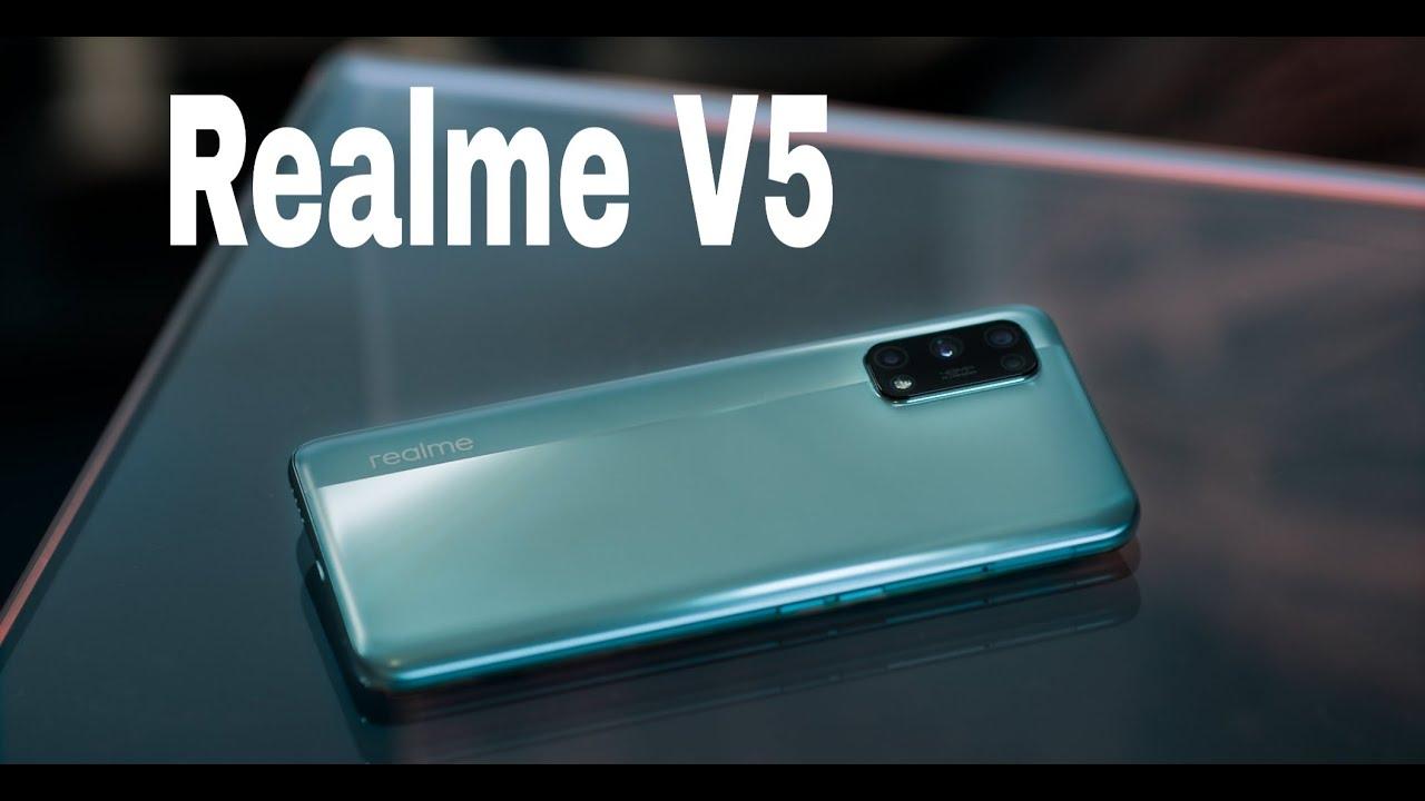 ریلمی V5 با مدیاتک Dimensity 720 5G به قیمت ۲۱۵ دلار رسما معرفی شد: ارزان ترین گوشی 5G
