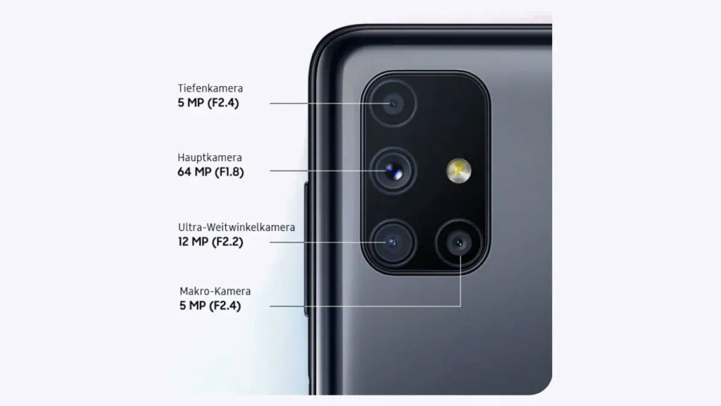 دوربین گلکسی M51