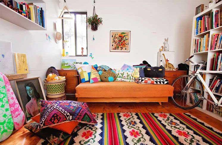 چگونه فرش ماشینی مناسب با دکوراسیون منزل خود بخریم؟