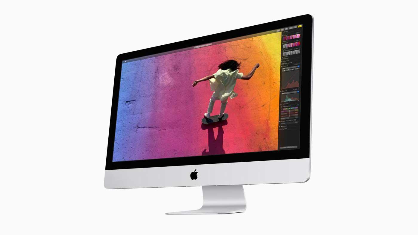 اپل iMac مدل ۲۷ اینچی ۲۰۲۰ را با تراشه نسل ۱۰ اینتل، تراشه T2 و وبکم FHD به روز کرد