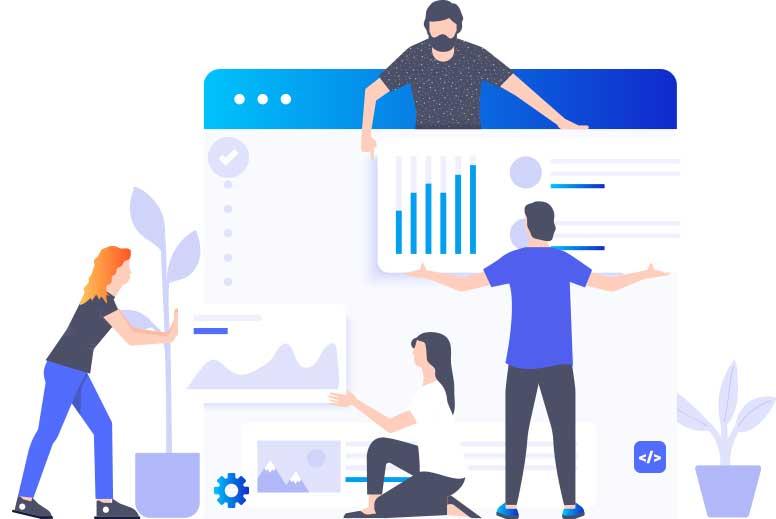 ضرورت طراحی سایت برای کسب و کارها