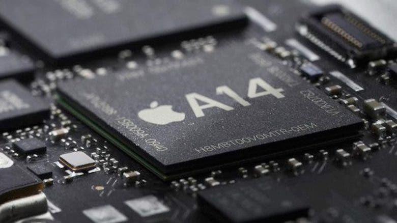 اپل A14