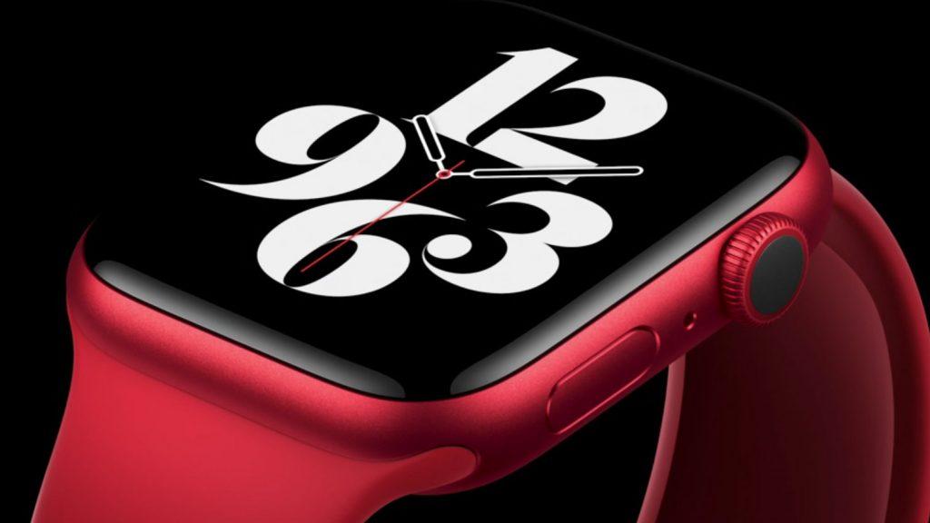 اپل واچ ۶ رد پروداکت