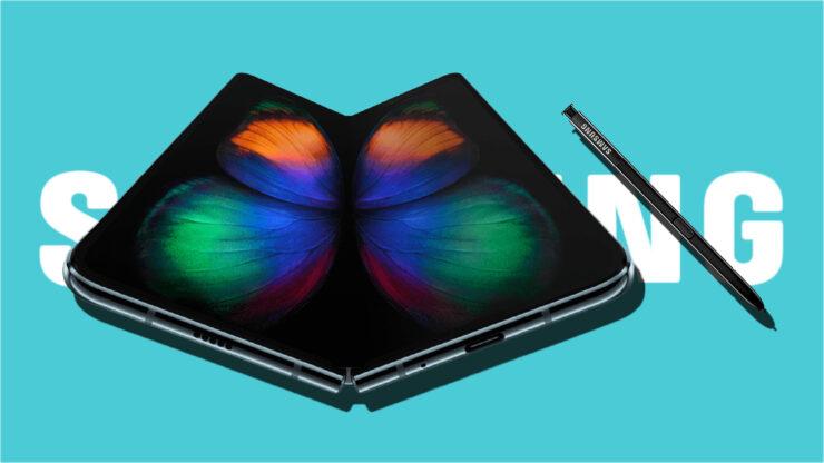 پشتیبانی گلکسی زد فولد ۳ از S Pen به کاهش اندازه نمایشگر آن می انجامد