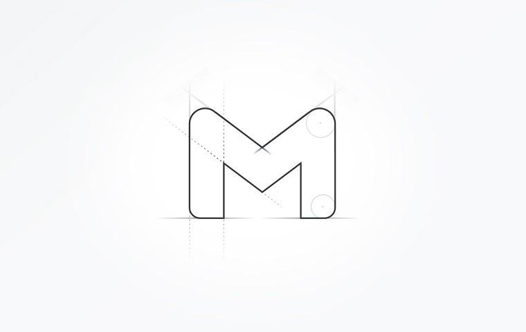 لوگو gmail