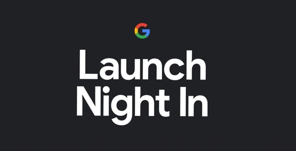 مراسم معرفی گوگل Pixel 5