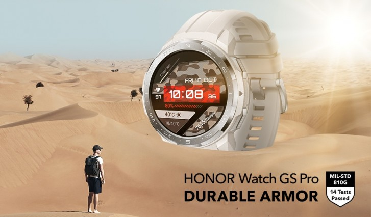 آنر Watch GS Pro
