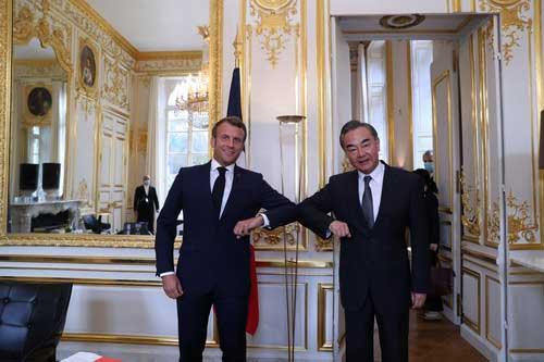 همکاری فرانسه با هوآوی