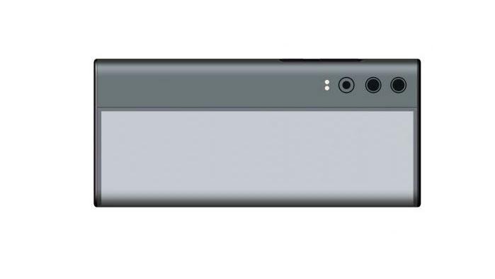 حق اختراع هواوی برای یک گوشی شبیه به شیائومی می میکس آلفا