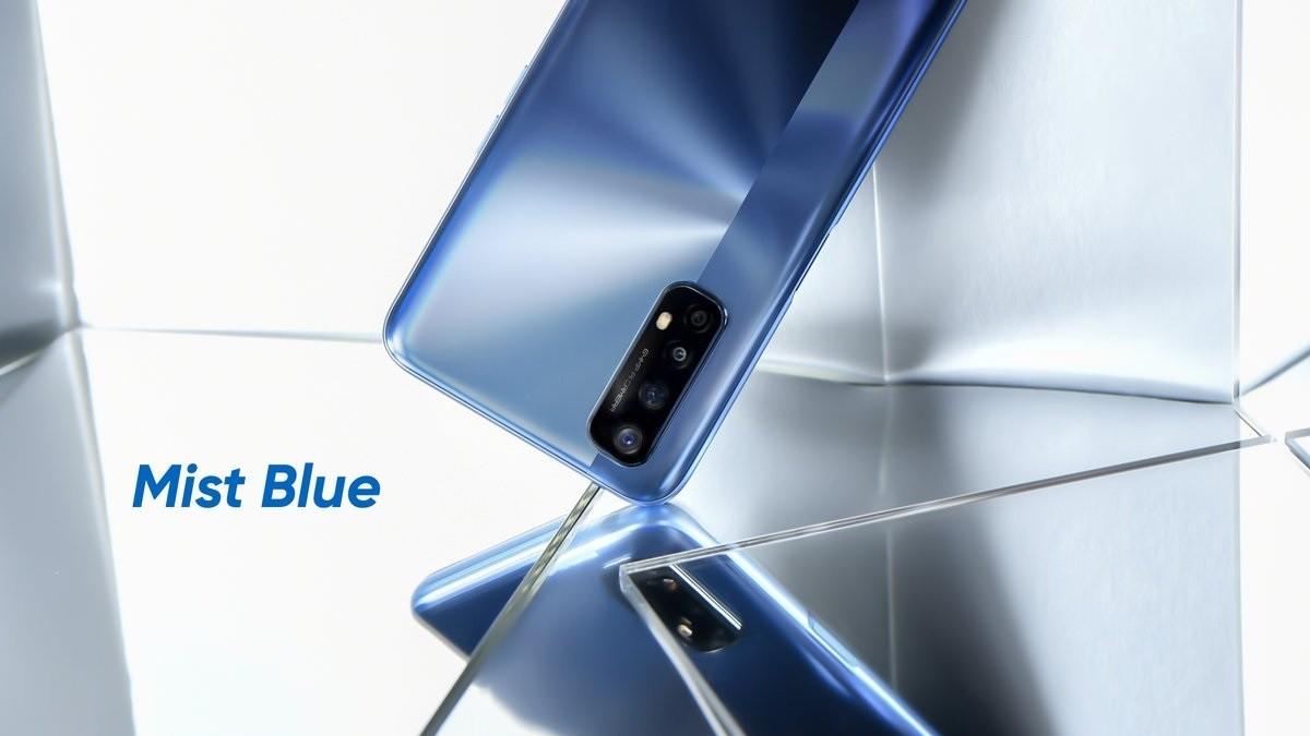 ریلمی ۷ با مدیاتک Helio G95 و نمایشگر ۹۰ هرتز به قیمت ۲۰۵ دلار رسما معرفی شد