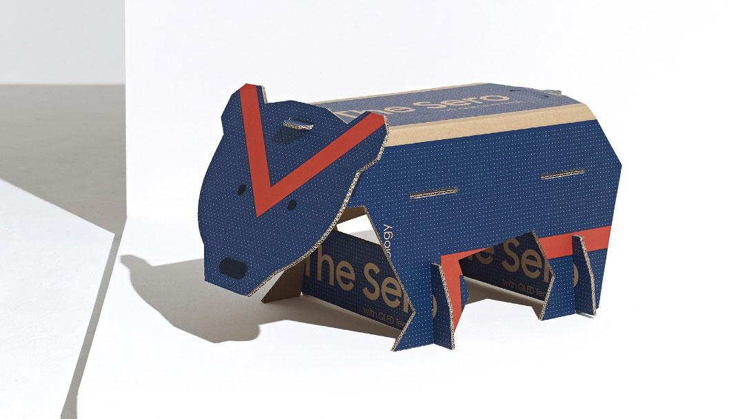 برندگان مسابقه طراحی بستهبندی اکو توسط سامسونگ و دزین معرفی شدند