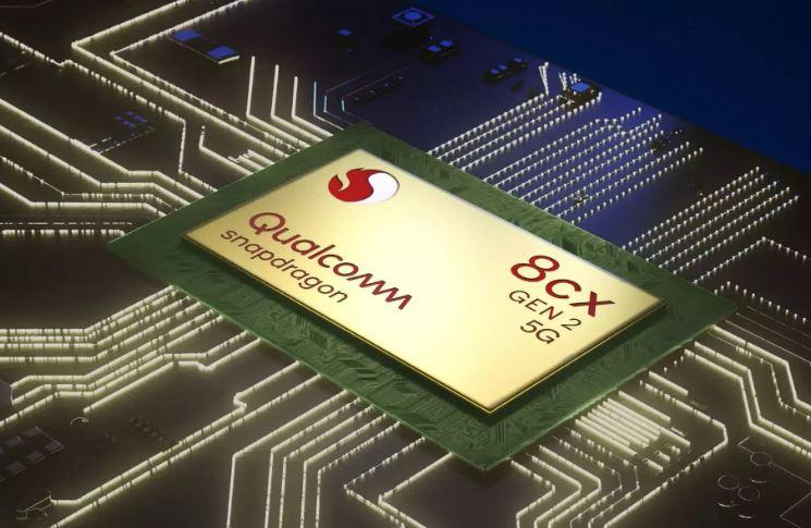 تراشه Snapdragon 8cx Gen 2
