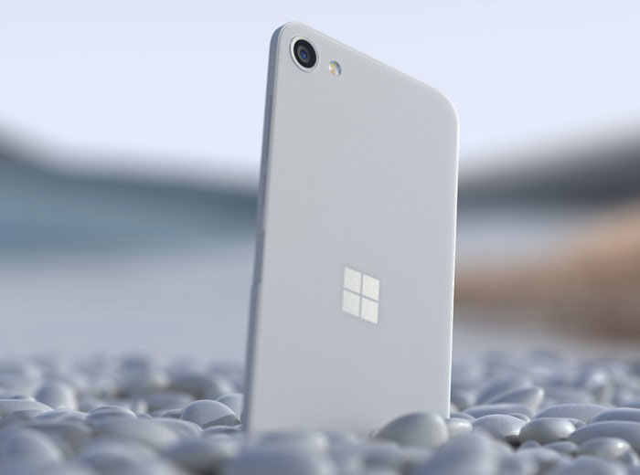 طرح مفهومی Surface Solo