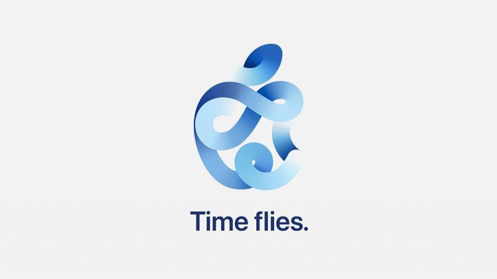 مراسم Times Flies اپل