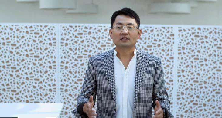 سخنرانی آنلاین «والتر ژی» (Walter Ji) در حاشیه رویداد IFA 2020