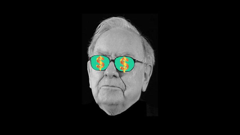 ثروت وارن بافت در یک روز ۸۰۰ میلیون دلار افزایش یافت