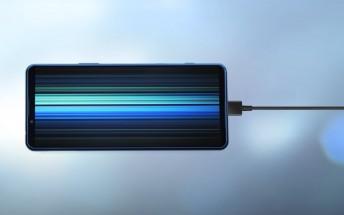 اکسپریا 5 مارک 2 به همراه شارژر 18 واتی عرضه میشود