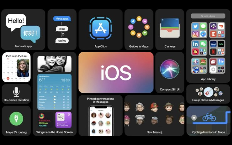 آپدیت iOS 14 تنها در یک هفته روی ۲۵٪ آیفون ها نصب شد