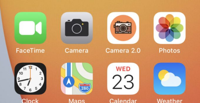 آموزش تغییر آیکون نرم افزارها در iOS 14