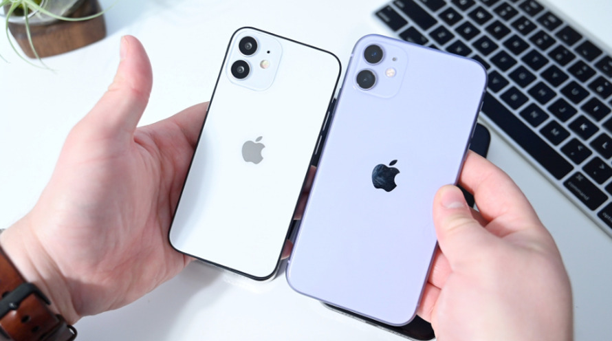 آیفون ۱۲ مینی / iPhone 12 mini نام کوچکترین آیفون ۲۰۲۰ خواهد بود؟