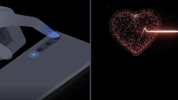 نرم افزار Mi Health قابلیت ثبت ضربان قلب با دوربین گوشی را ارایه می دهد