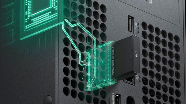 قیمت حافظه SSD یک ترابایتی ایکس باکس