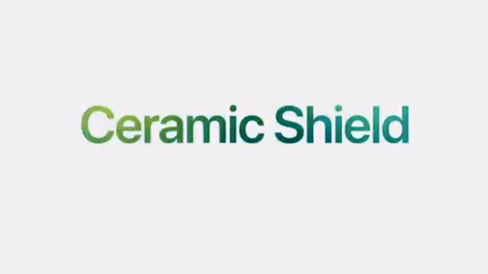 نمایشگر آیفون ۱۲ با پوشش Ceramic Shield ارایه می شود