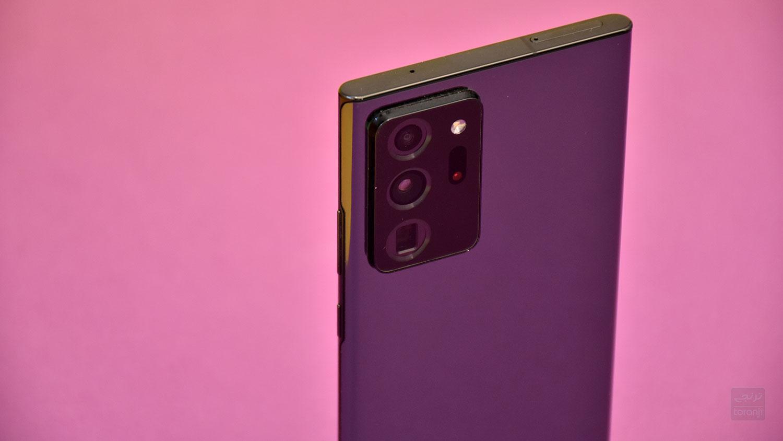 امتیاز DxO دوربین گلکسی نوت ۲۰ اولترا مدل Snapdragon 865 plus کمتر از مدل Exynos 990 است