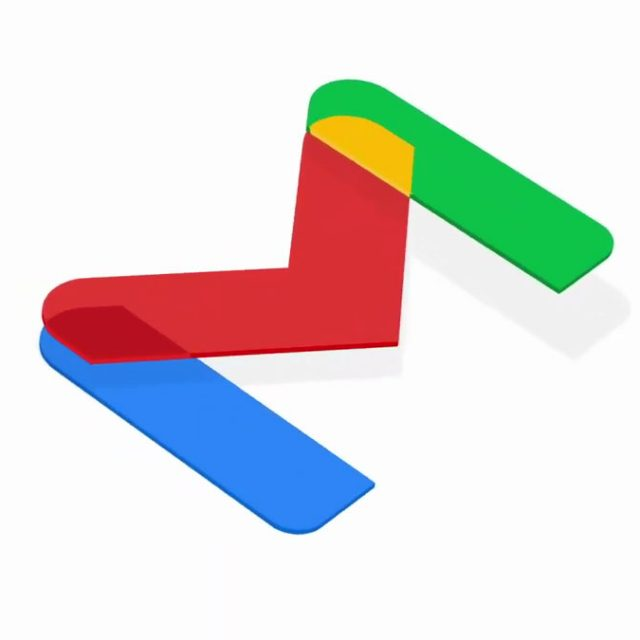 لوگو جدید gmail