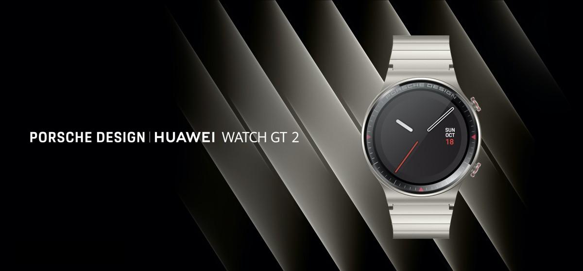 ساعت هوشمند Watch GT 2 پورشه دیزاین