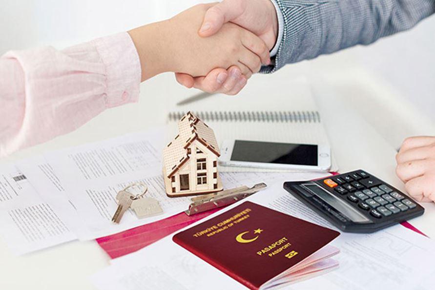 خرید خانه در ترکیه و گرفتن اقامت