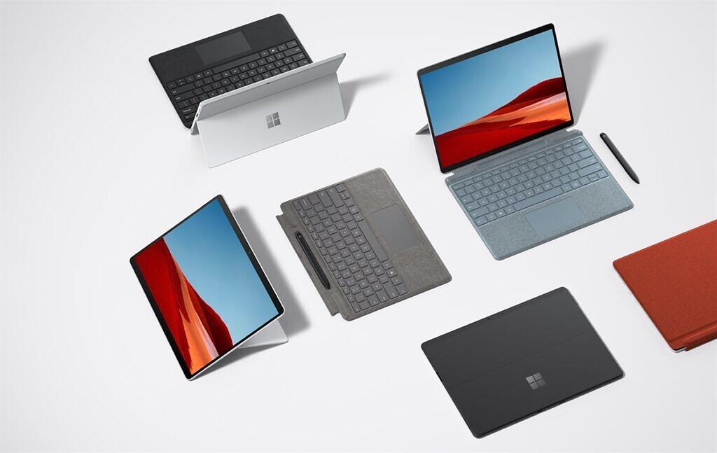 مایکروسافت Surface Pro X جدید