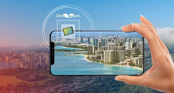 حسگر تصویر OmniVision OV64A با رزلوشن ۶۴ مگاپیکسلی و پیکسل های ۱ میکرومتری رسما معرفی شد
