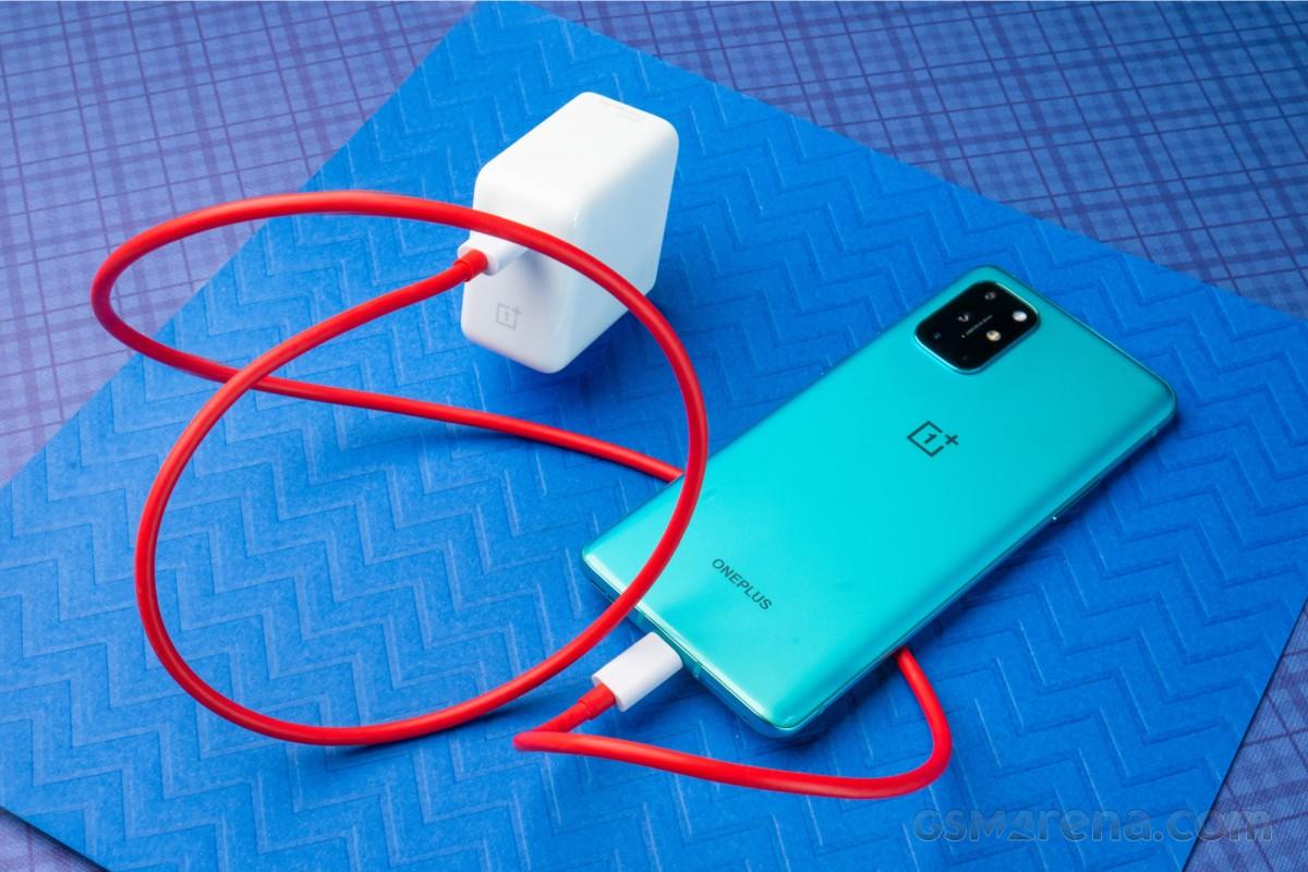 عملکرد باتری OnePlus 8T مشخص شد