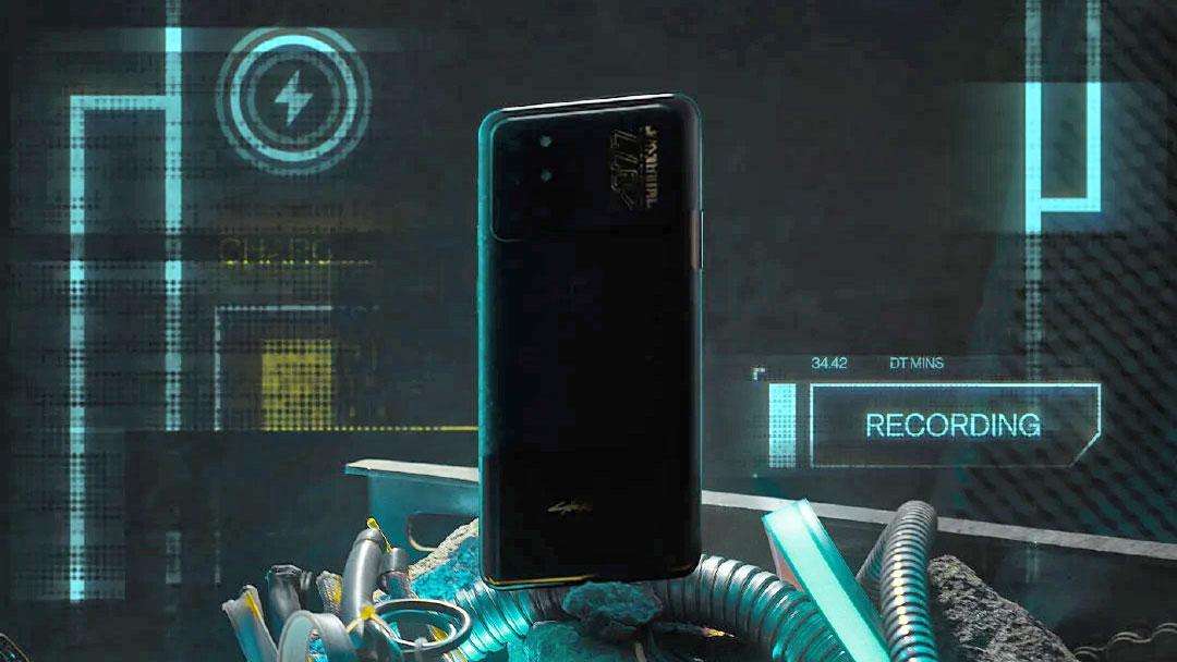وان پلاس Cyberpunk 2077 Limited Edition