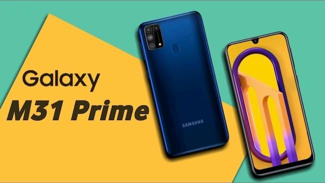 گلکسی M31 Prime